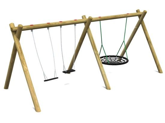 Flat & Nest Swing 10