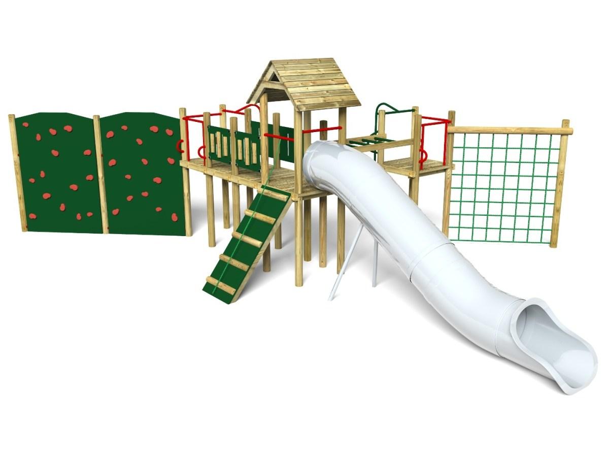 Litcham 10 Play Tower