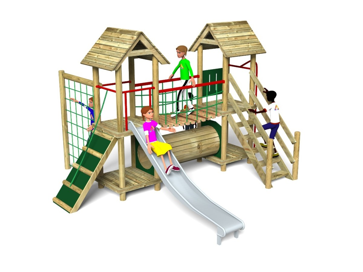 Litcham 2 Play Tower