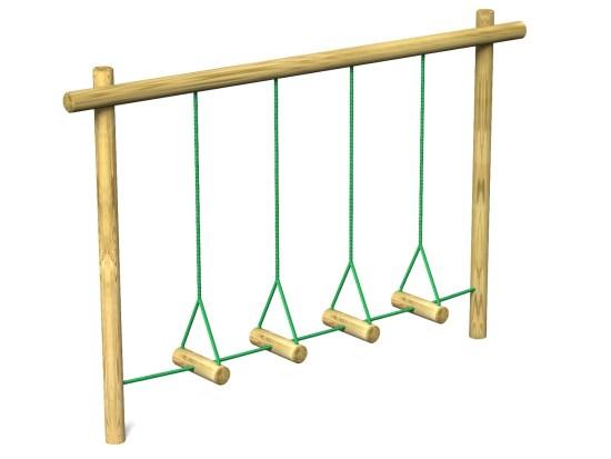Swinging Logs