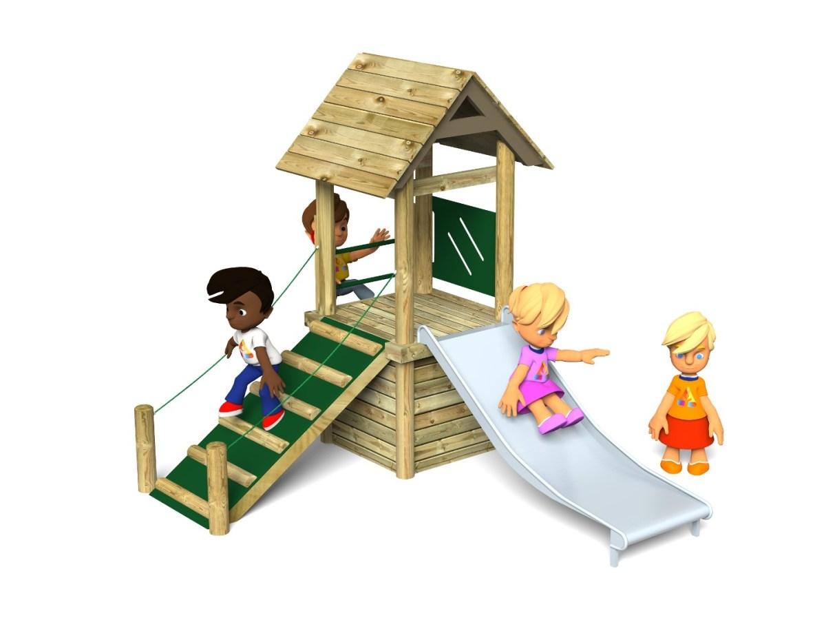 Waxham 11 Play Tower