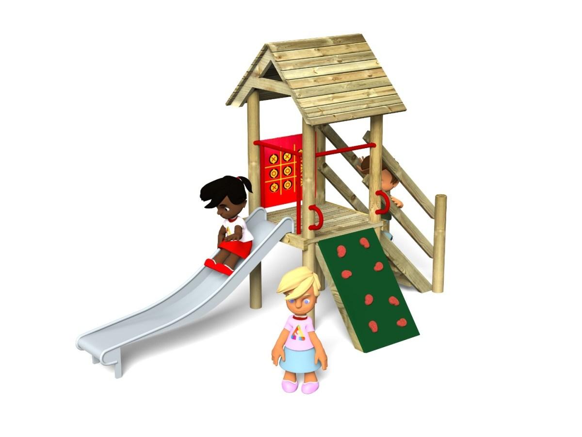 Waxham 7 Play Tower