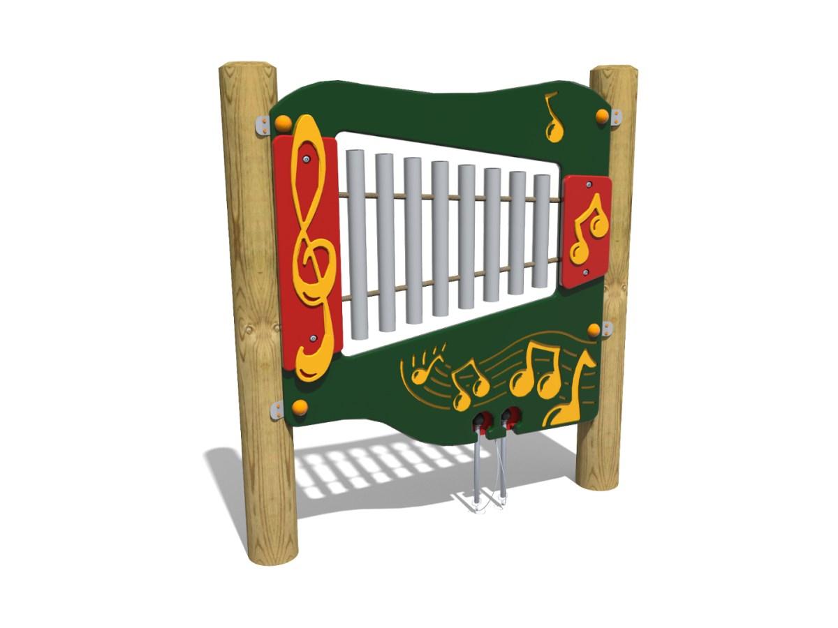 Ally Tube Glockenspiel Panel