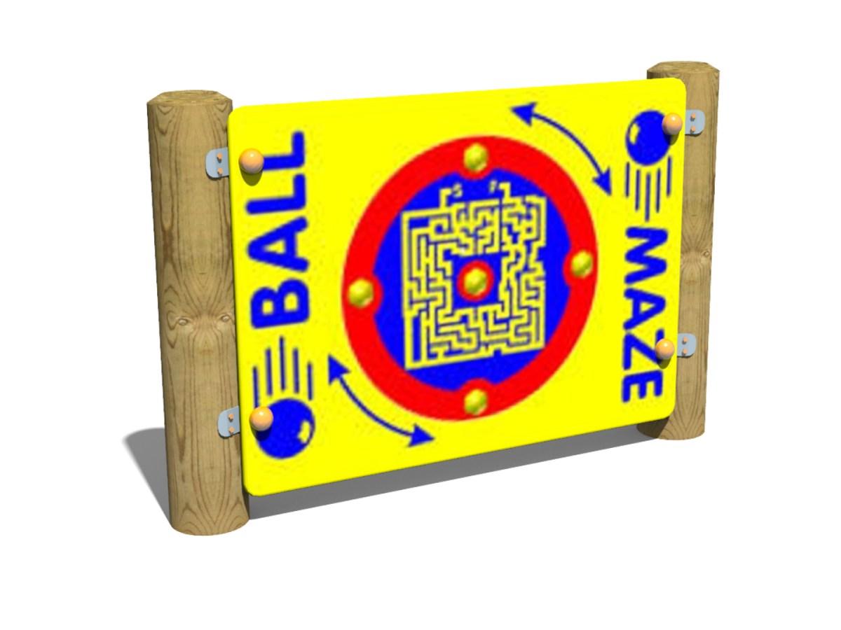 Ball Maze Panel