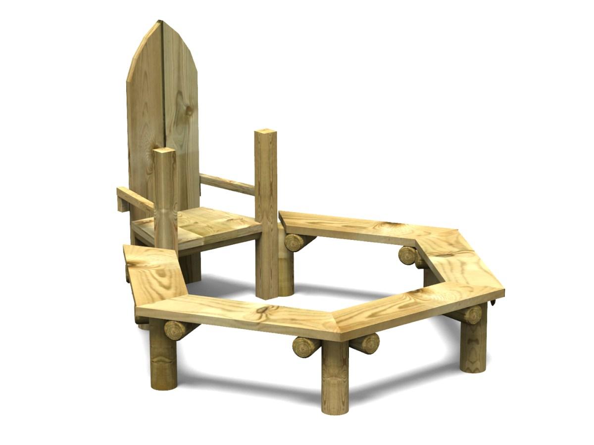 Heacham Story Telling Chair