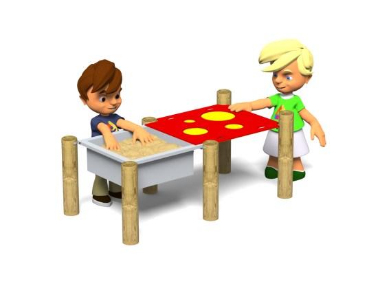 Sand Play Tray