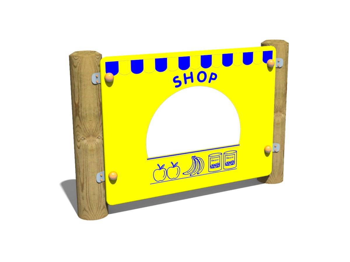 Shop Front Panel