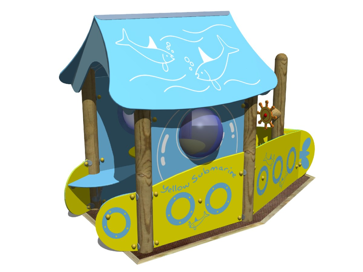 Submarine Playhouse