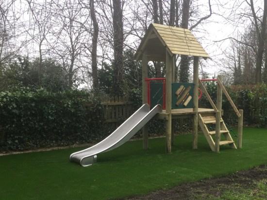 Waxham 1 toddler play tower