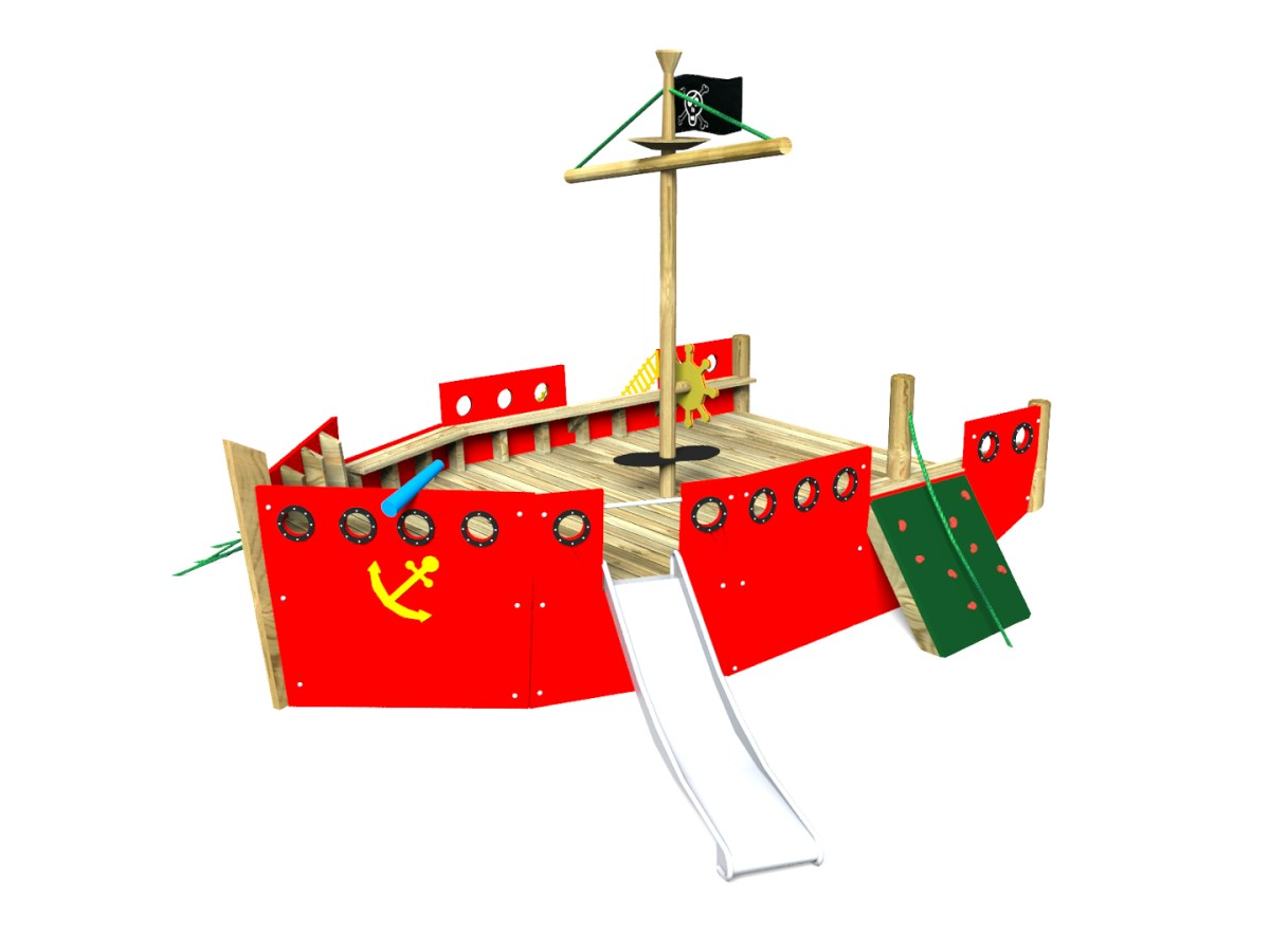 Knollmead Play Ship