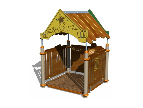 Play House Rustic