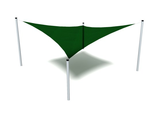 Square Sail Shade