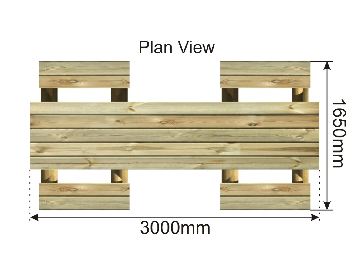 Wheelchair accessible picnic table action play leisure for Wheelchair accessible picnic table plans
