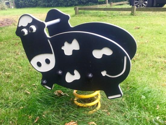 Cow Springer