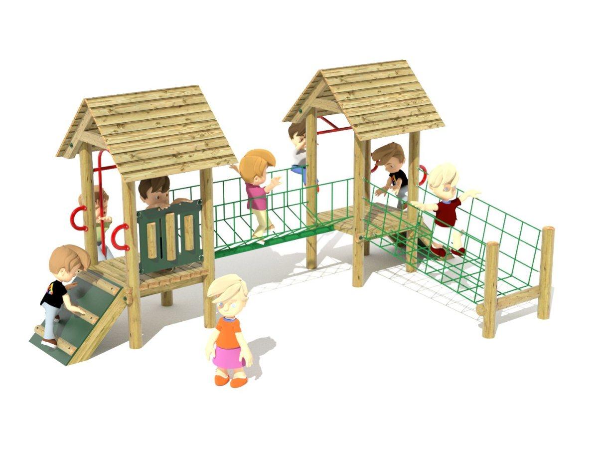 Waxham 16 Toddler Play Tower