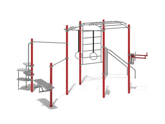 Street Workout & Callisthenics Set 4