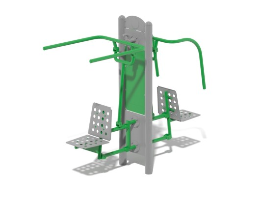 Chest Press and Pull Down