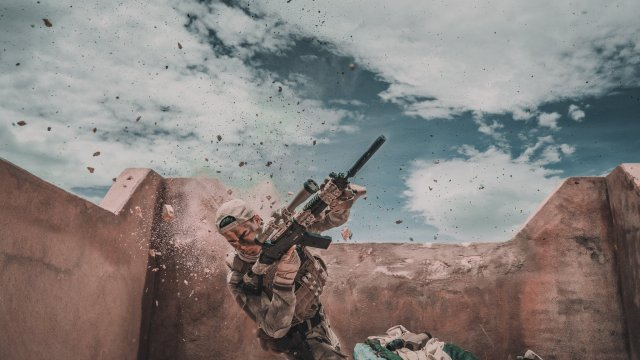Operation Red Sea Review 2018 Action Reloaded