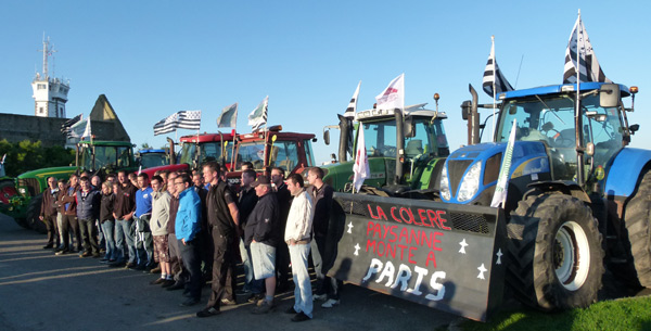 agriculteurs bretons