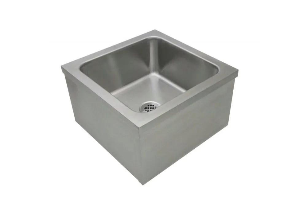 sink 24 x 24 floor mount mop sink