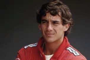 Ayrton Senna, de man met de melancholieke ogen