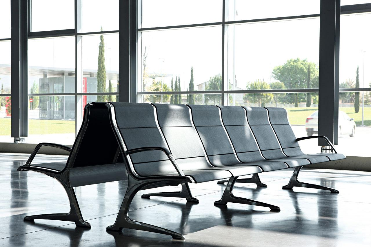 Passport increased comfortability for waiting areas and