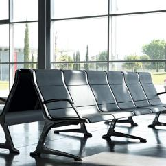 Industrial Metal Chairs To Put In Bedroom Passport, Increased Comfortability For Waiting Areas And Airport Seating