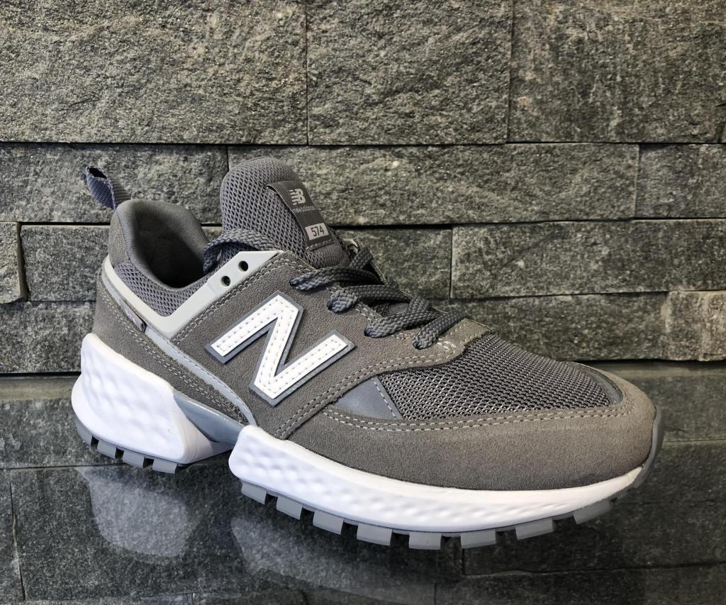 Pantofi New Balance 574 Sport Gri MS574NSB