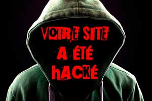 piratage site internet