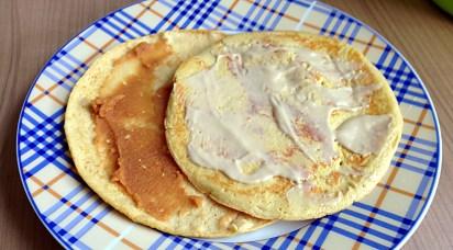 Rezept Low Carb Pancakes