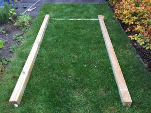 Klimmzugstange für den Garten (5)