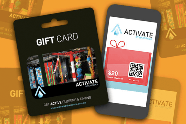 Give an Active Gift Card