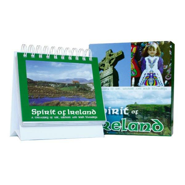 Spirit of Ireland Quotebook