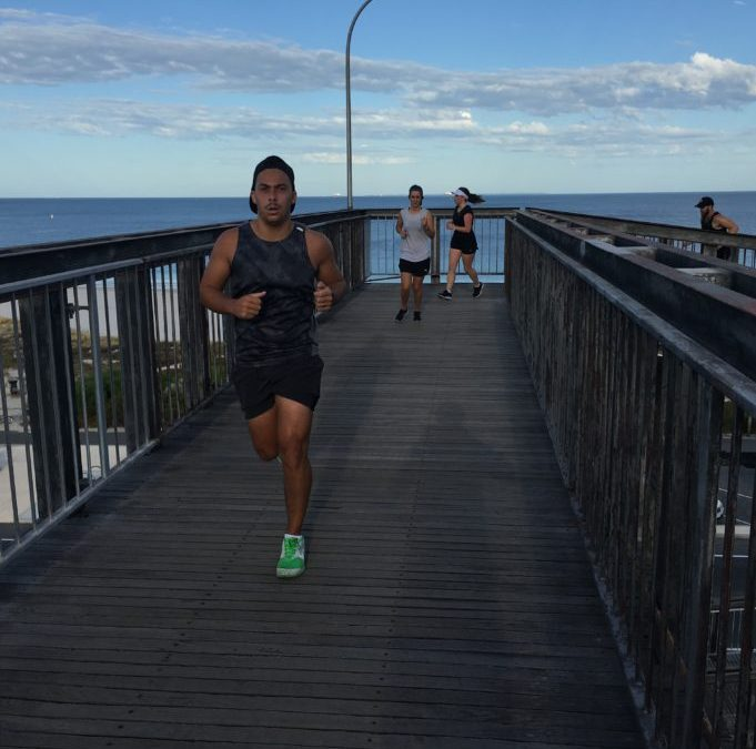 Perth Running: Keep The Body Guessing