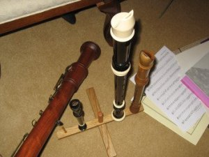 Recorders are where I learn about performance as process