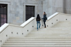 A success staircase builds your confidence