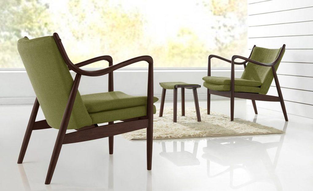 Wholesale Interiors Baxton Studio Shakespeare Leisure Accent Chair