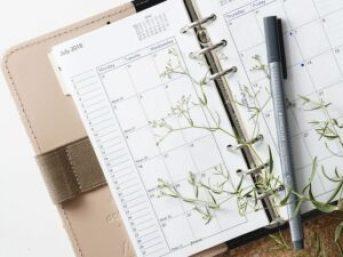 planifier son temps de travail