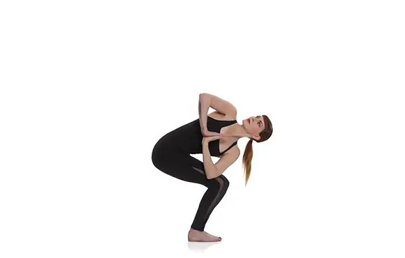 yoga chair pose plastic outdoor stackable chairs for weight loss 8 poses to reach your goals active while in a keep hips and knees back so you don t pressurize joints inhale arms overhead exhale place palms