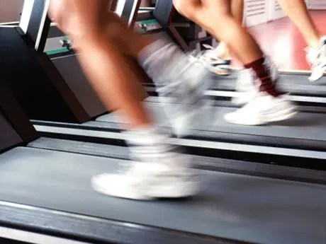 treadmill training