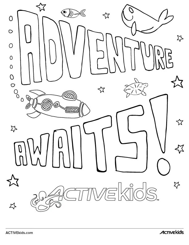 Unleash Your Child's Inner Artist With the ACTIVEkids