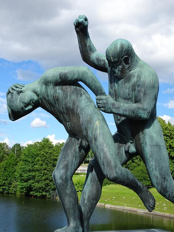 Vigeland Sculpture Park Oslo Norway  Active Boomer Adventures