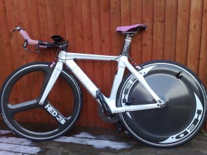 If time trials are the cycling challenge for you then it might be time to think about a time trial specific bike