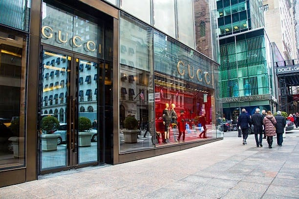 Fifth Avenue NYC Gucci