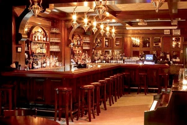 Hotel Edison Bar