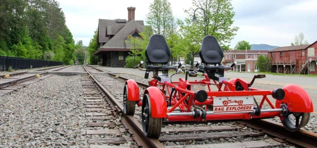 Rail Bike Explorers