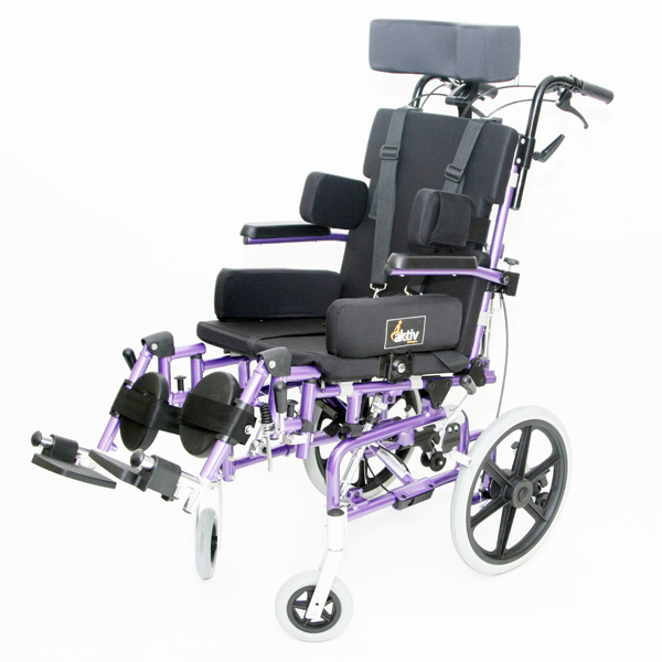 x8 wheelchair red rocking chair active living aktiv paediatric tilt n space