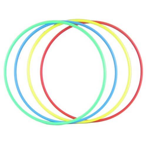 hula hoop set