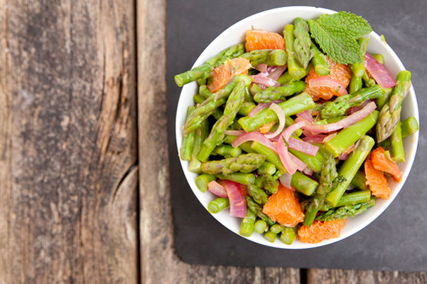 Asparagus & Citrus Salad