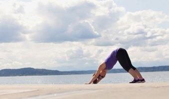Tone up for summer on Alki Beach